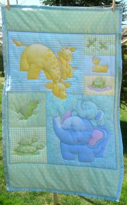 This quilt is for sale! Check out my eBoutique for details.